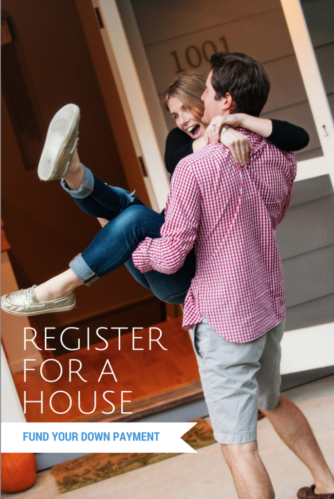 register for a house