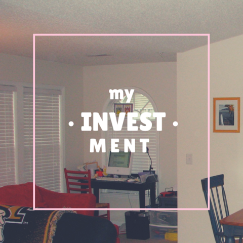 my first place is an investment